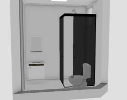 Projeto Banheiro - Atual