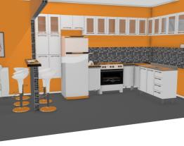cozinha americana-thalita