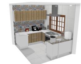 cozinha verdadeira