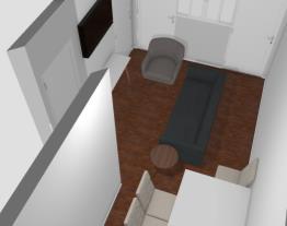 Meu projeto sala cozinha