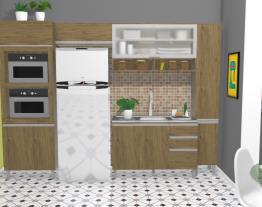 Cozinha Integra 10