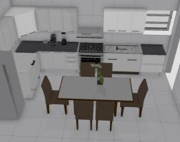 Cozinha da tia