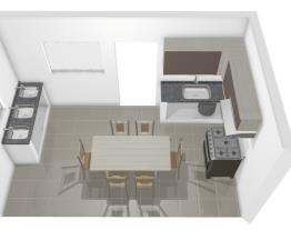 Cozinha de Lenaide