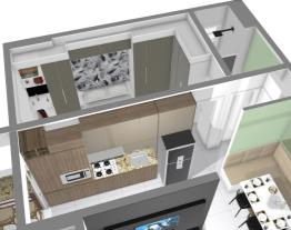 Apartamento Unitá Quarto 191
