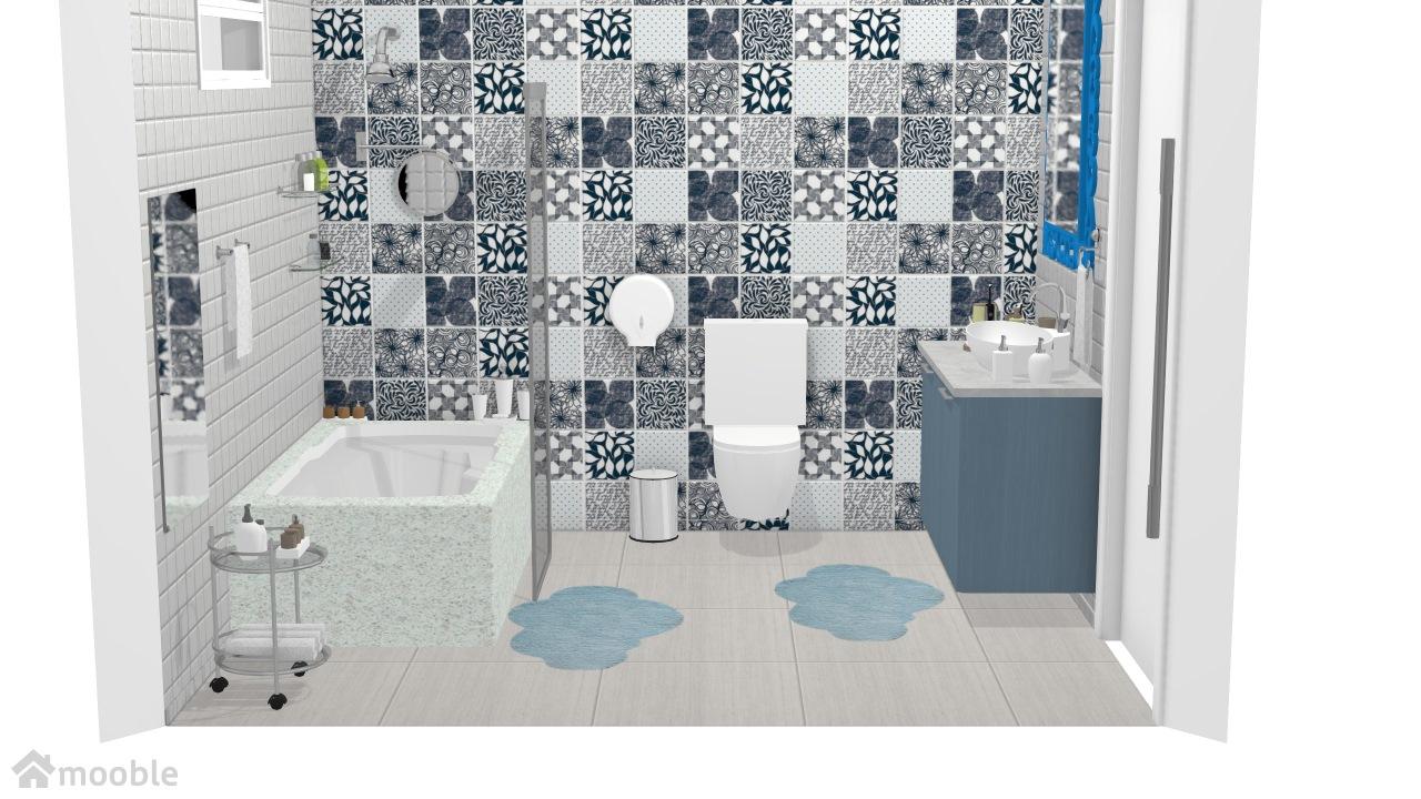 Banheiro casal casa 23