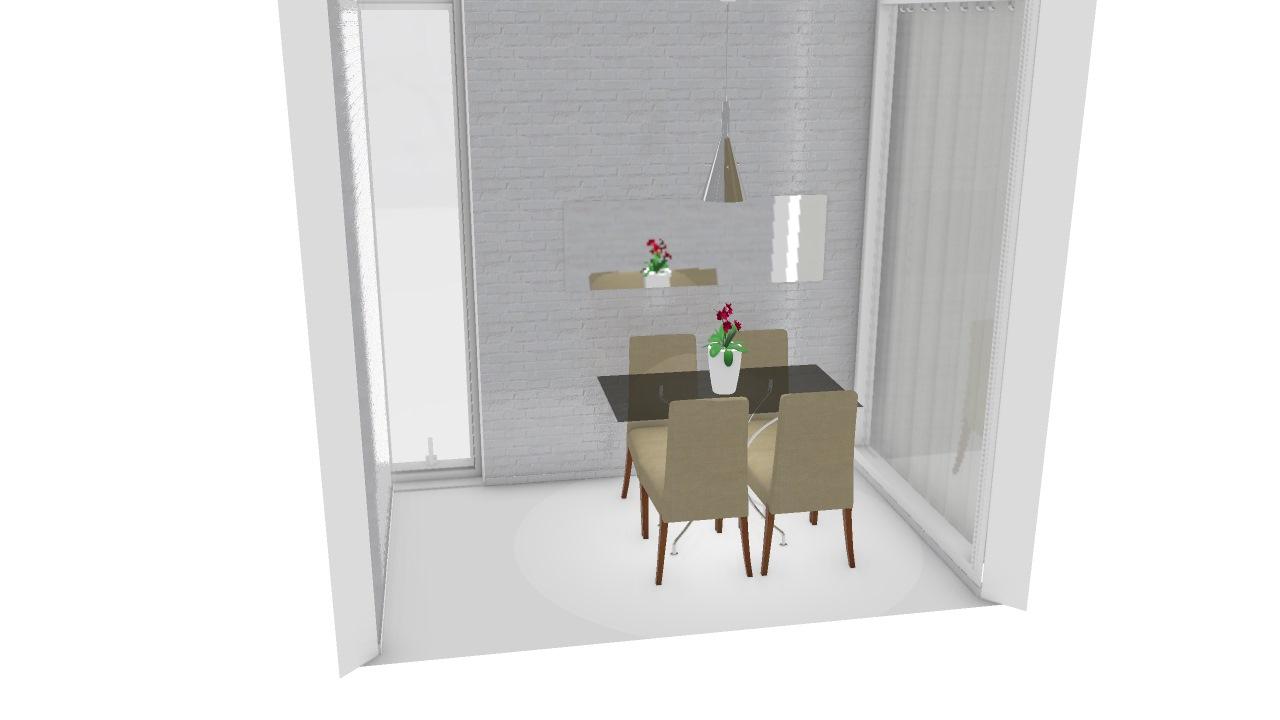 Meu projeto no Mooble mesa de jantar