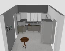 cozinha pré projeto