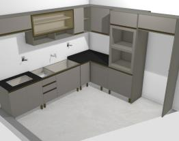 Projeto Cozinha Juliana