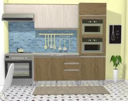 Cozinha Integra 12