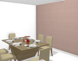 Sala de Jantar Amberlee