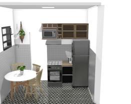 Cozinha Edícula Ângela