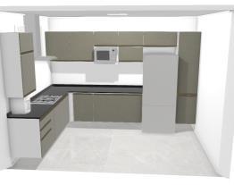 George / Isali  (cozinha)