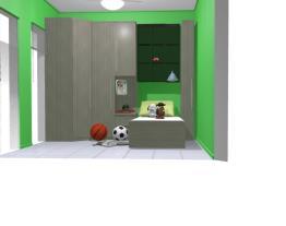 Meu projeto no Mooble quarto joão Murilo
