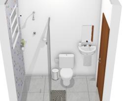 Recanto Paraíso Brumatti Dayane - Banheiro