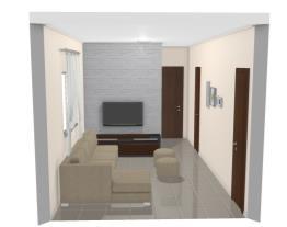 2-Sala com corredor