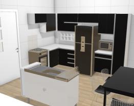 Cozinha debaixo