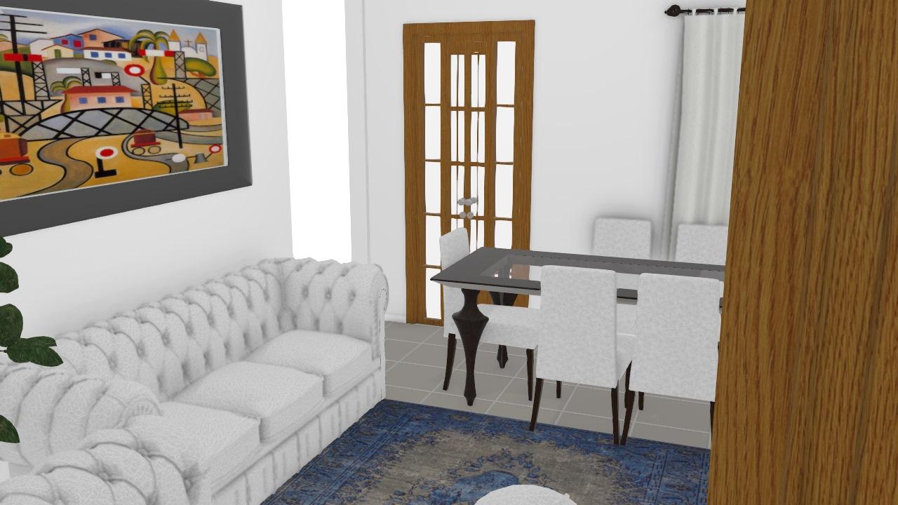 sala apartamento 2
