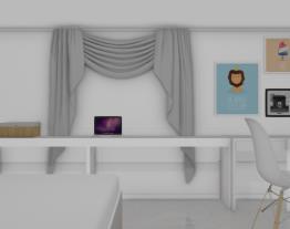 projeto do quarto isabella