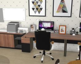 bibioteca/escritório