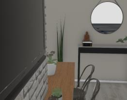 Cozinha/Sala Moderno