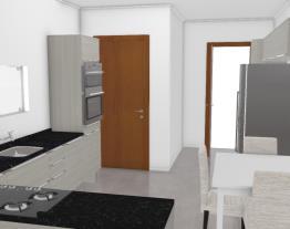 Cozinha - Projeto