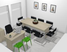 Projeto Sala de Reuniões Apene Nova Era