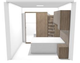 Dormitório Makielen