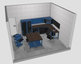 Statkraft Sala de Oficina - Brotas de Macaúbas