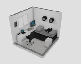Meu quarto - ideia 2