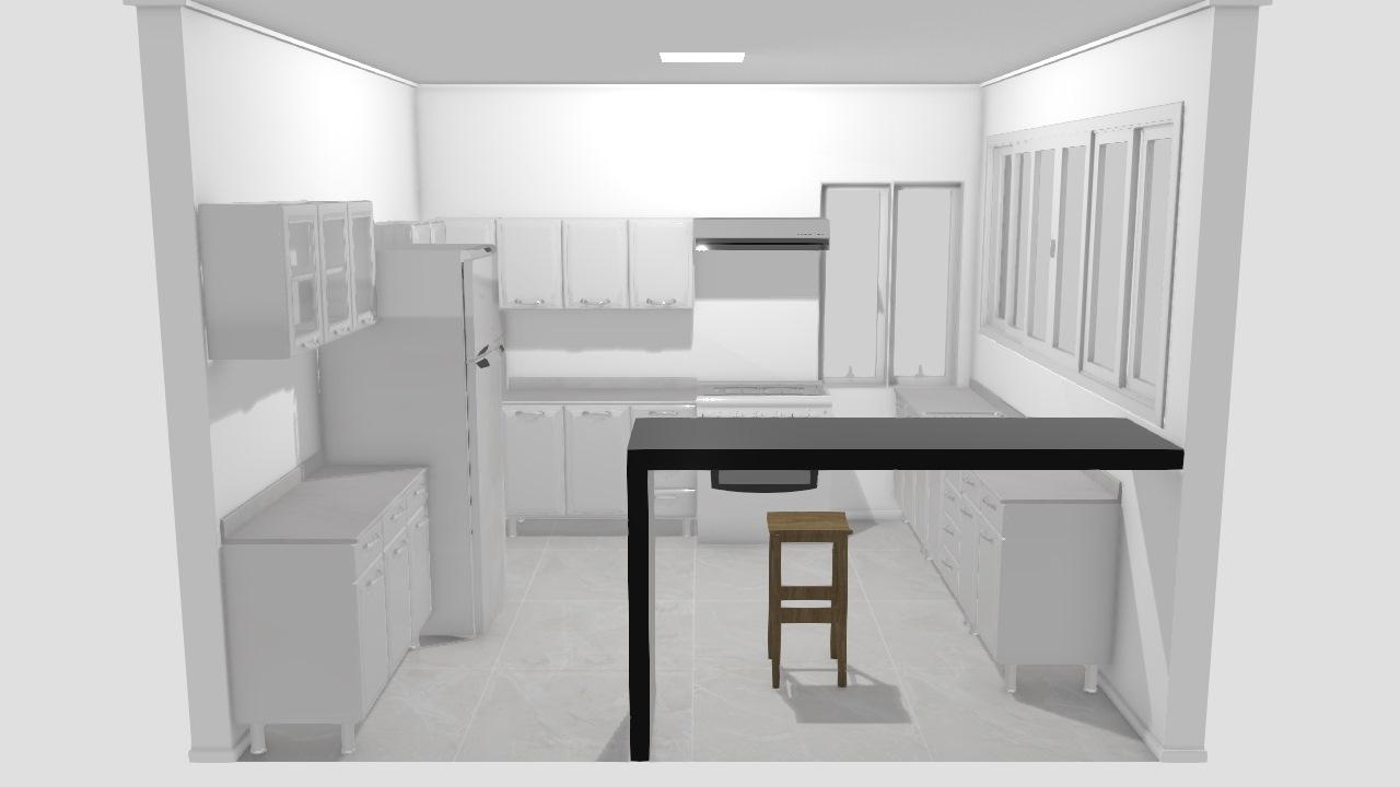 cozinha area