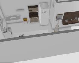 sala coziinha area