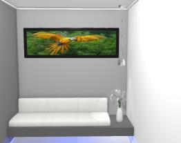 projeto sala casa