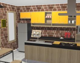 Meu projeto no Mooble cozinha ap