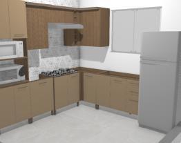 vanessa cozinha aurea
