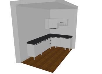 Cozinha projeto Bruno