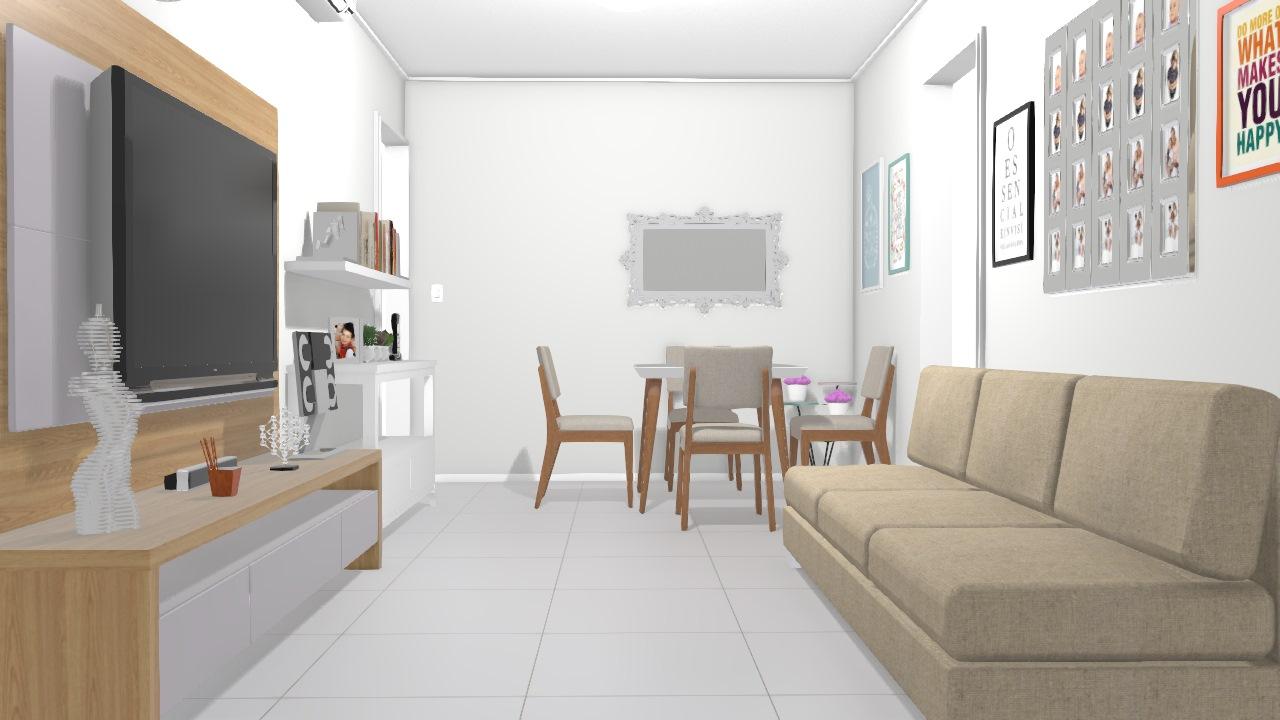 Sala de estar e jantar (01)