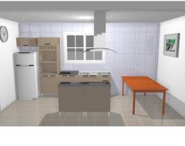 Cozinha com detalhes