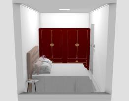 quarto 8,4 m2 painel