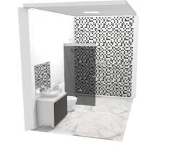 banheiro mae