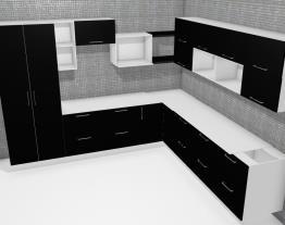 Projeto cozinha Leona