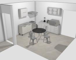 Meu projeto Mobly Nova cozinha