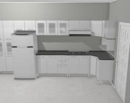 cozinha de roselho buique