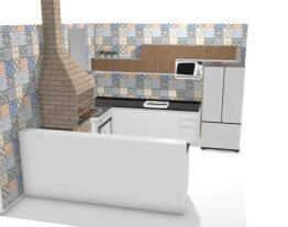 Cozinha externa 3