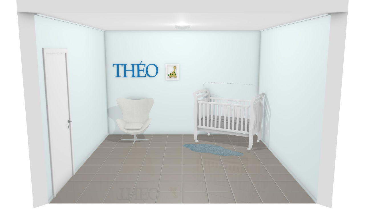 "Quarto do Théo ""Be Ta"""