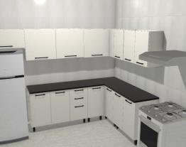 Cozinha Shirley 5 black