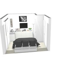 quarto do fundo - com colchão