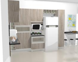 Cozinha branco