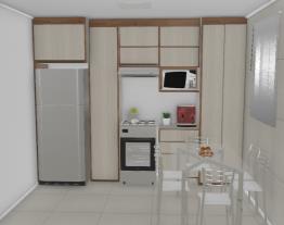 cozinha luci