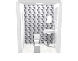 Banheiro clinica Alita