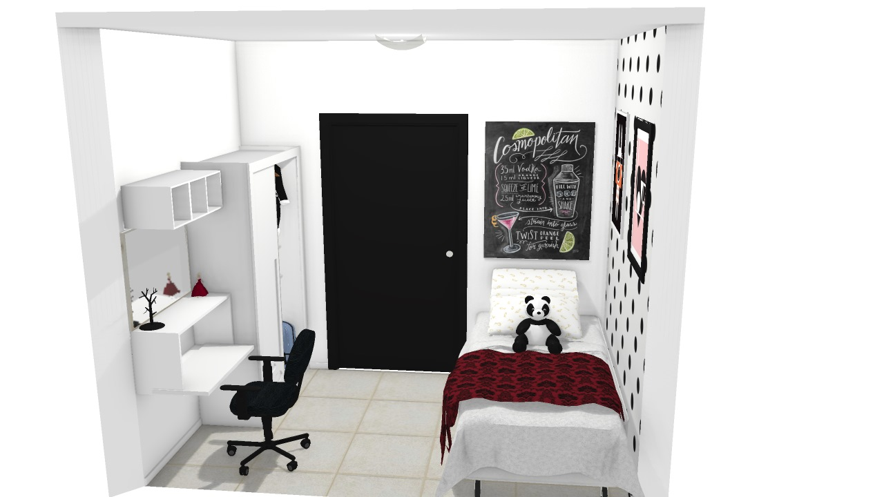 Meu quarto tumblr <3